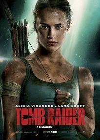 TOMB RAIDER - 2D CAST