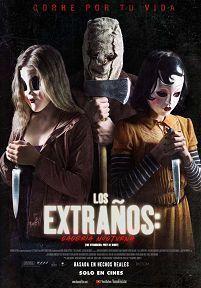 LOS EXTRAÑOS: CACERIA NOCTURNA - 2D CAST
