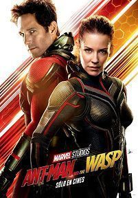 ANT MAN AND THE WASP - 2D CAST