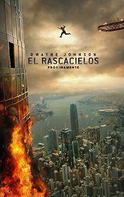 RASCACIELOS: RESCATE EN LAS ALTURAS - 2D CAST