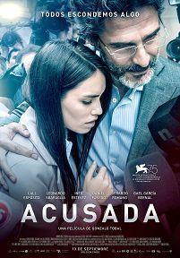 ACUSADA - 2D CAST