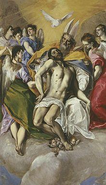 No sabemos quién es quién en esta célebre pintura del Greco…