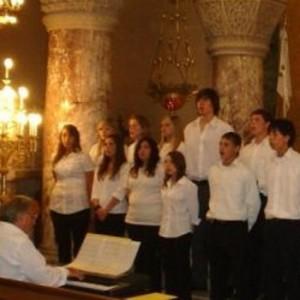 coro juvenil
