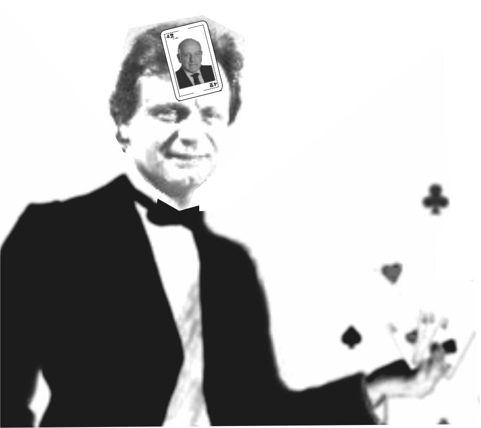 Sólo en un pase de ilusionismo, se puede lanzar a un candidato que reunió poco más del 15 % de los votos. Pulti se ha tomado una licencia monstruosa, propia del manual de un desubicado político, Hay que tener en cuenta que tuvo el apoyo del oficialismo, incluida CFK.