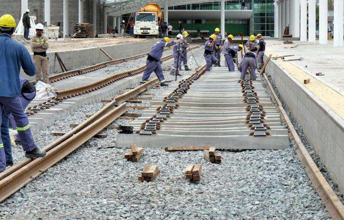 En octubre comenzarán las obras de renovación de las vías ferroviarias del Ramal Buenos Aires-Mar del Plata
