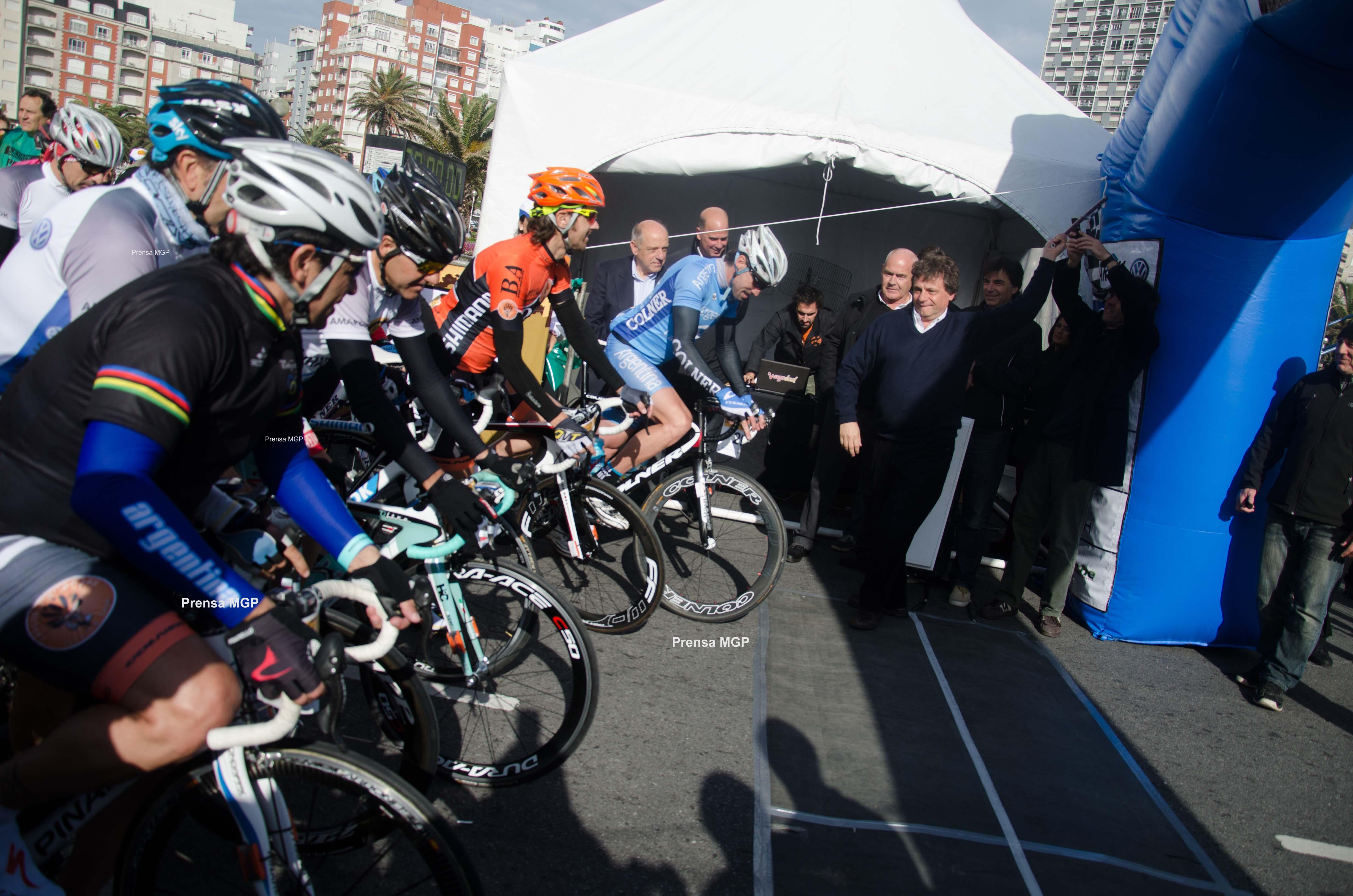 Prensa MGP - Turismo - Deporte - Pulti largada del Tour de France