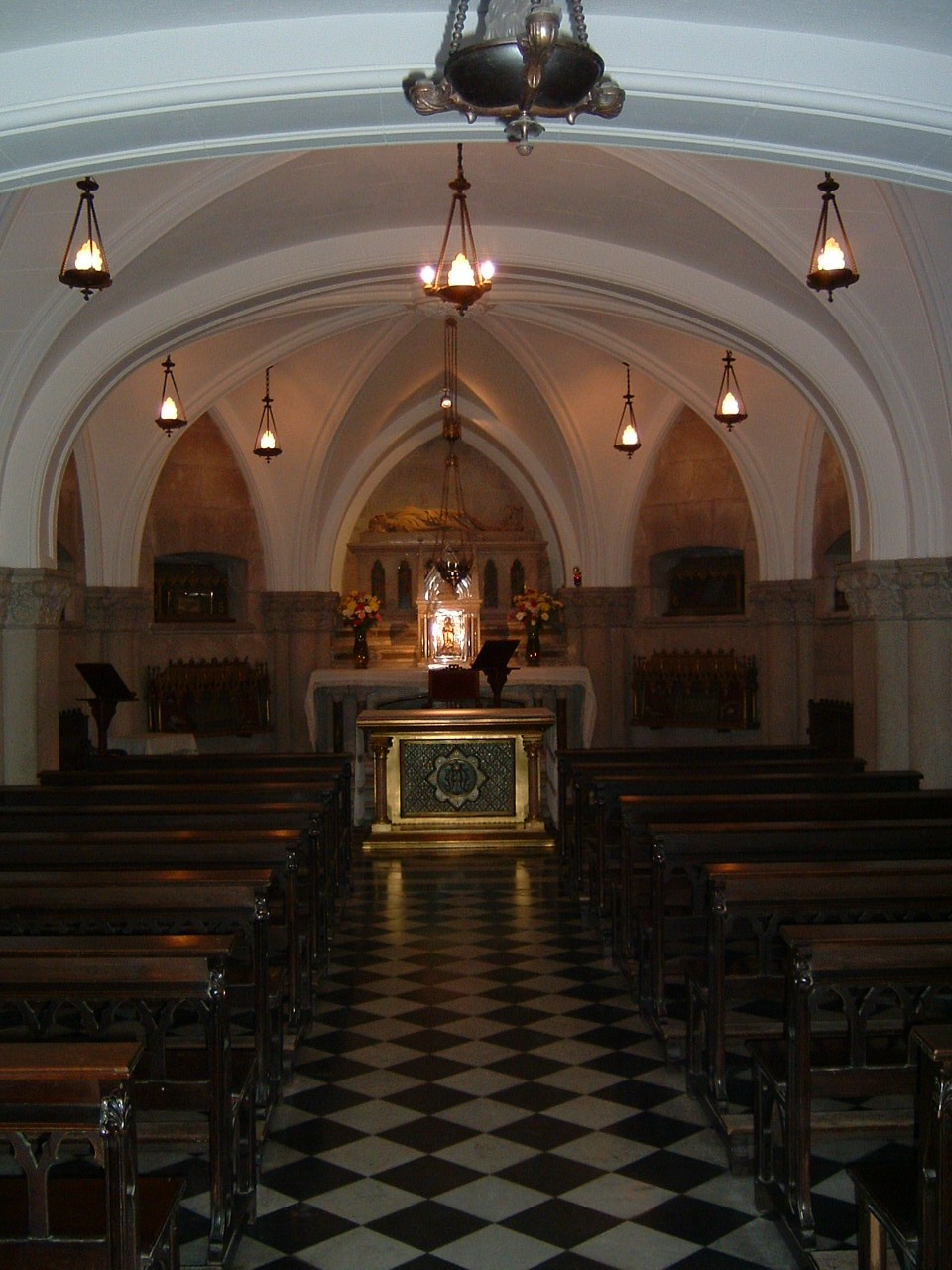 Cripta de la Catedral