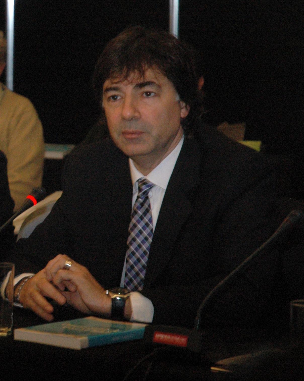 Foto MGP - Pablo Fernandez - Presidente Turismo Mar del Plata