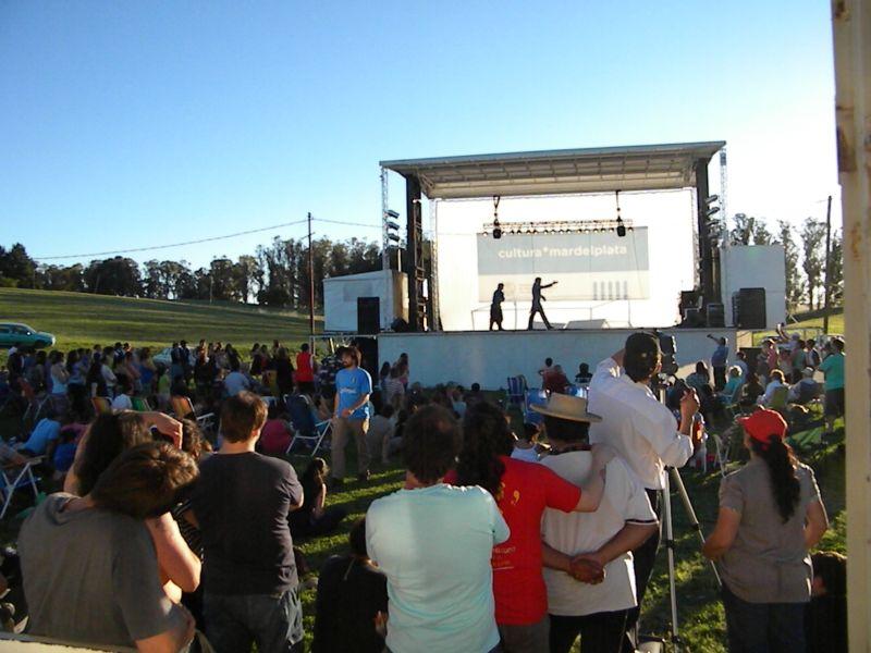 Fotos Cultura MGP - Primer Festival de Folcklore