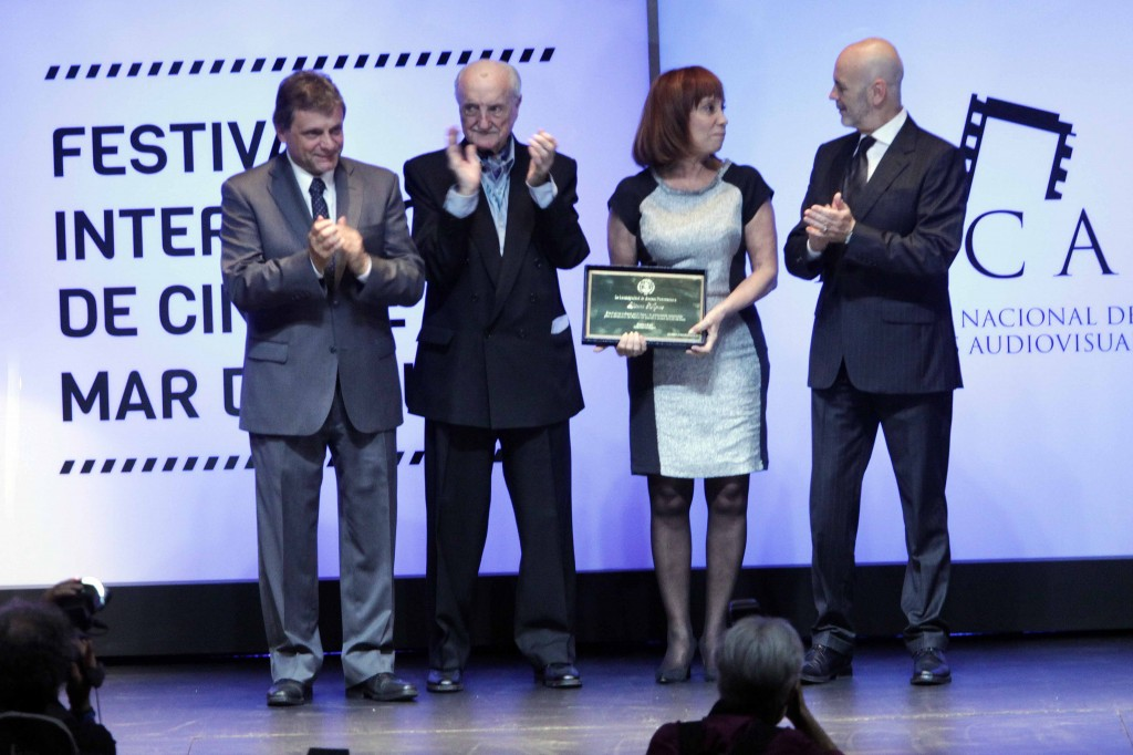 Fotos MGP - Apertura 28 Festival Internacional de Cine de Mar del Plata
