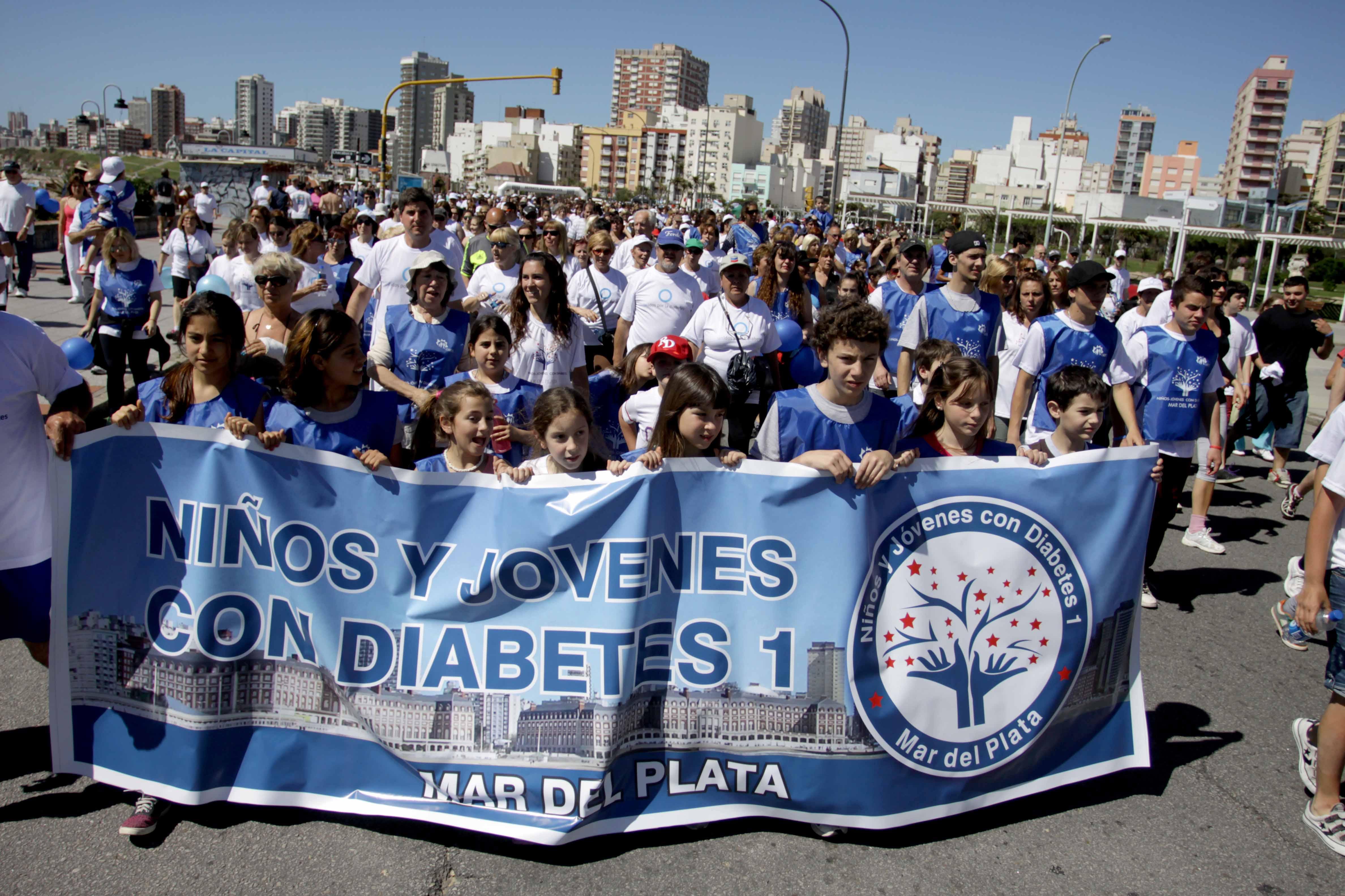 Fotos MGP - Salud - Caminata por la Diabetes
