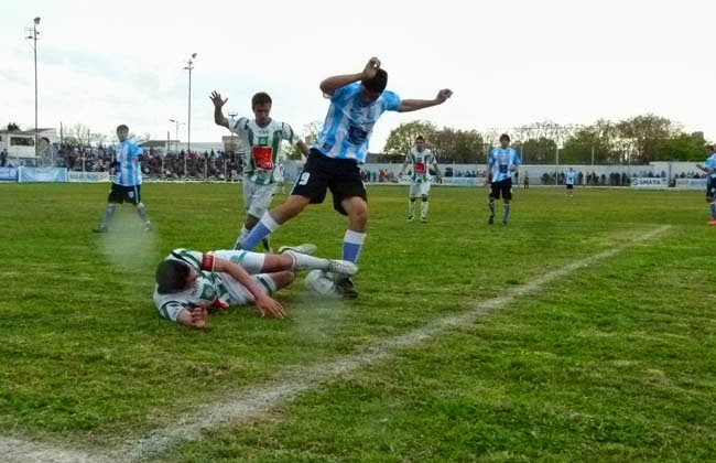 Kimberley vs Belgrano de Zarate