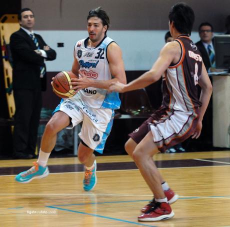 basquet vs peñarol boccia - orresta