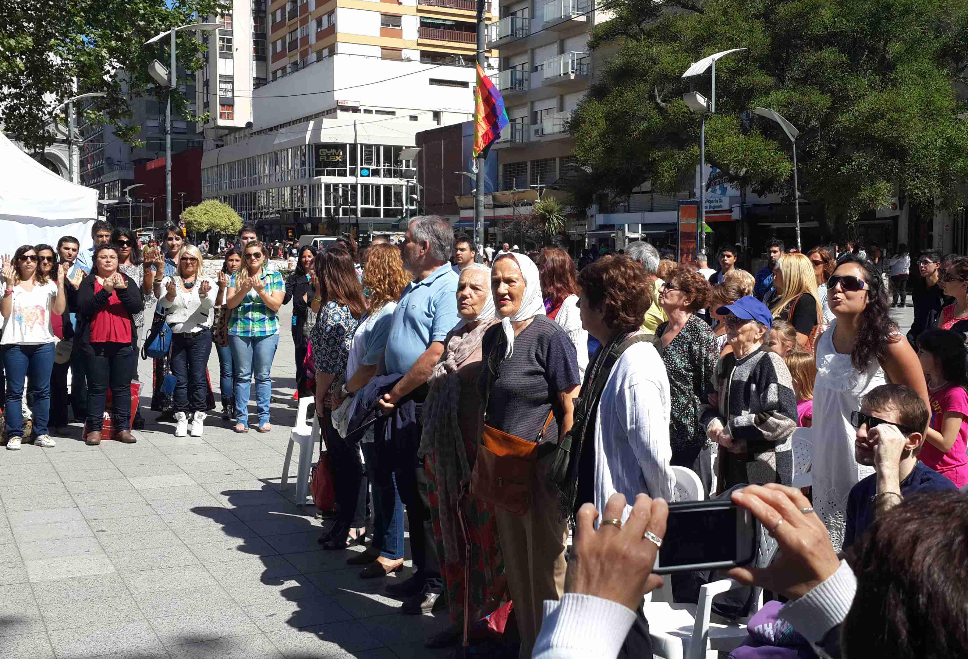 Mar del Plata celebró el Día de los Derechos Humanos