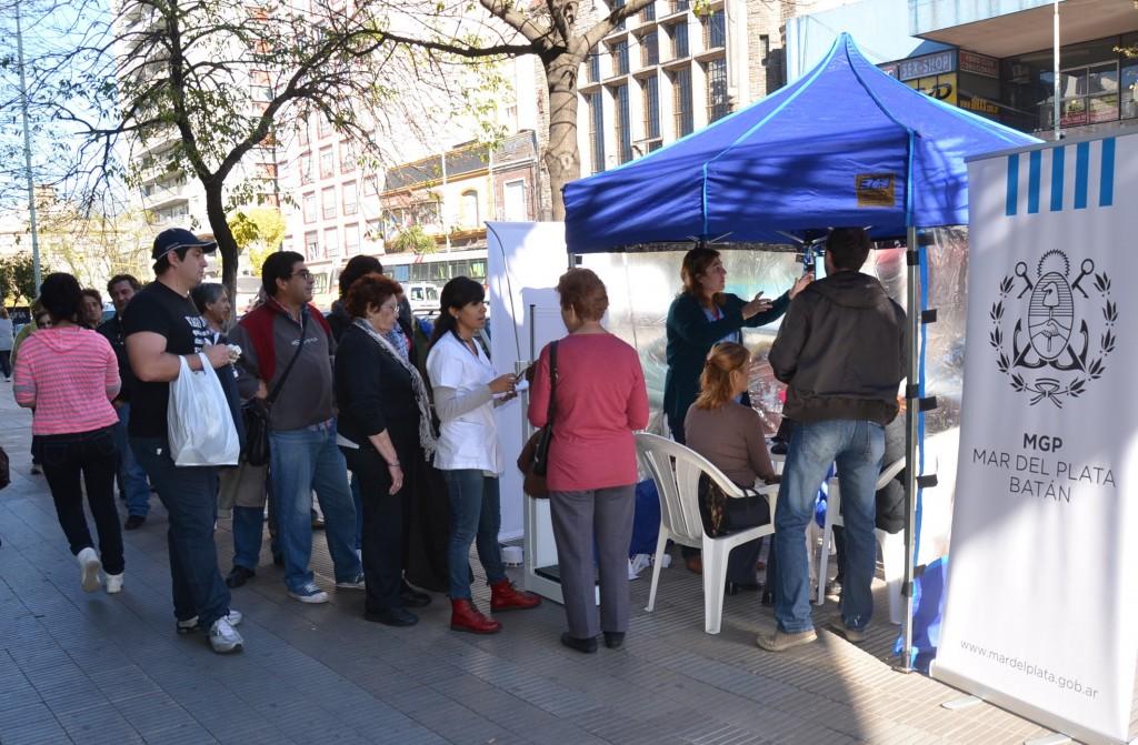 Fotos MGP - ARCHIVO - Esquinas Saludables - Luro e Indepdencia