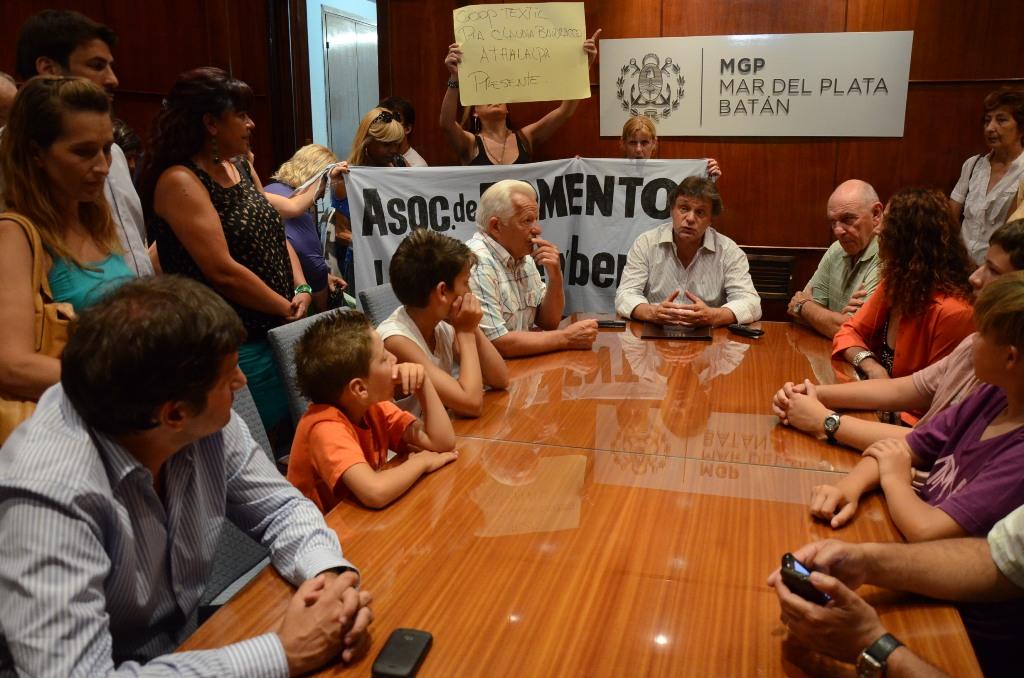 Fotos MGP - Asumio Mario Puche como director de Presupuesto Participativo