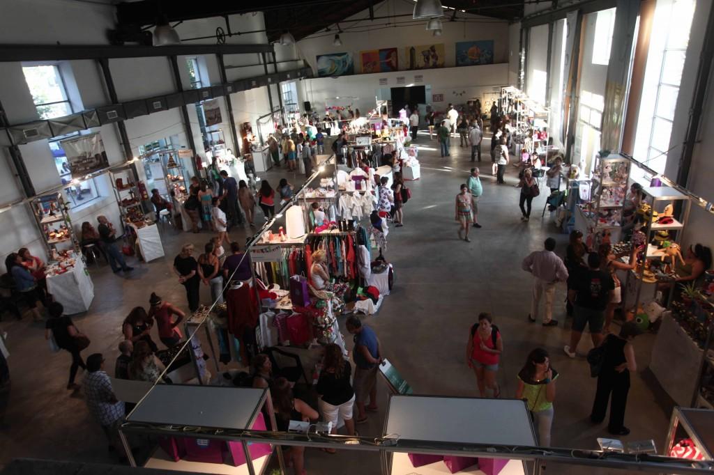 Fotos MGP - Desarrollo Productivo - Cuarta edicion de la Feria de Emprendedores locales