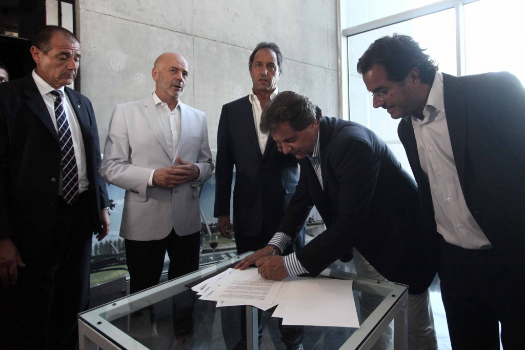 Fotos MGP - Inauguracion MAR - Firma de acuerdo cesion de manzana lindante