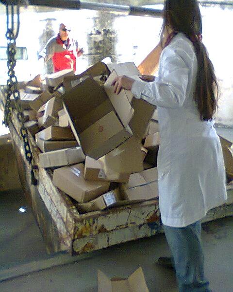 Fotos MGP - Salud - Decomisan 500 klos de carne vacuna