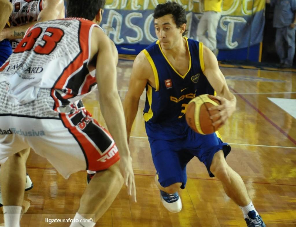 Prato Boca basquet