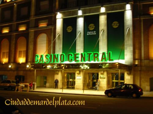 Casino central city