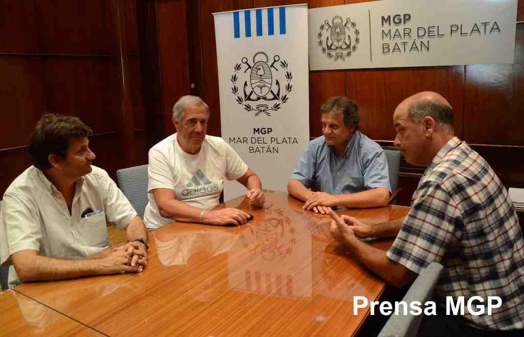 Foto MGP - Deporte - Torneo de Verano de Futbol Televisado