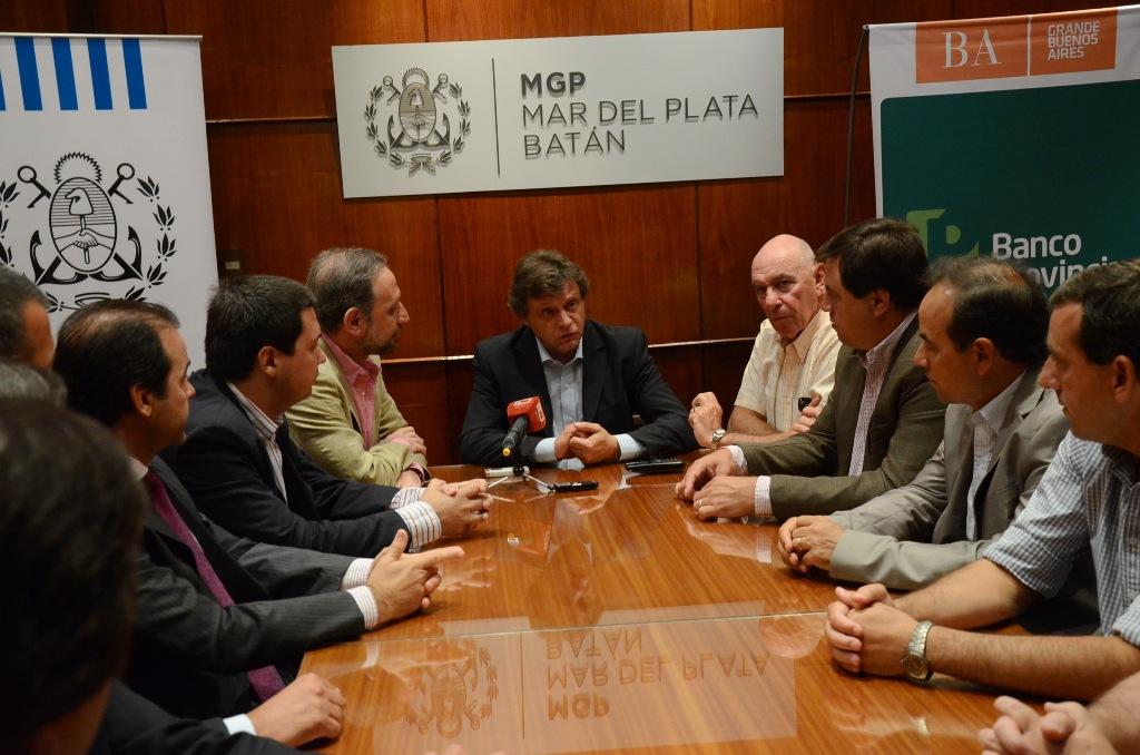 Fotos MGP - Desarrollo Productivo - Creditos y desgrvaciones de tasa municipales para comerciantes