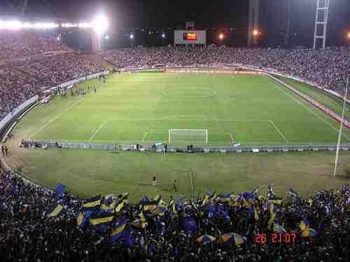 Estadio José María Minella.