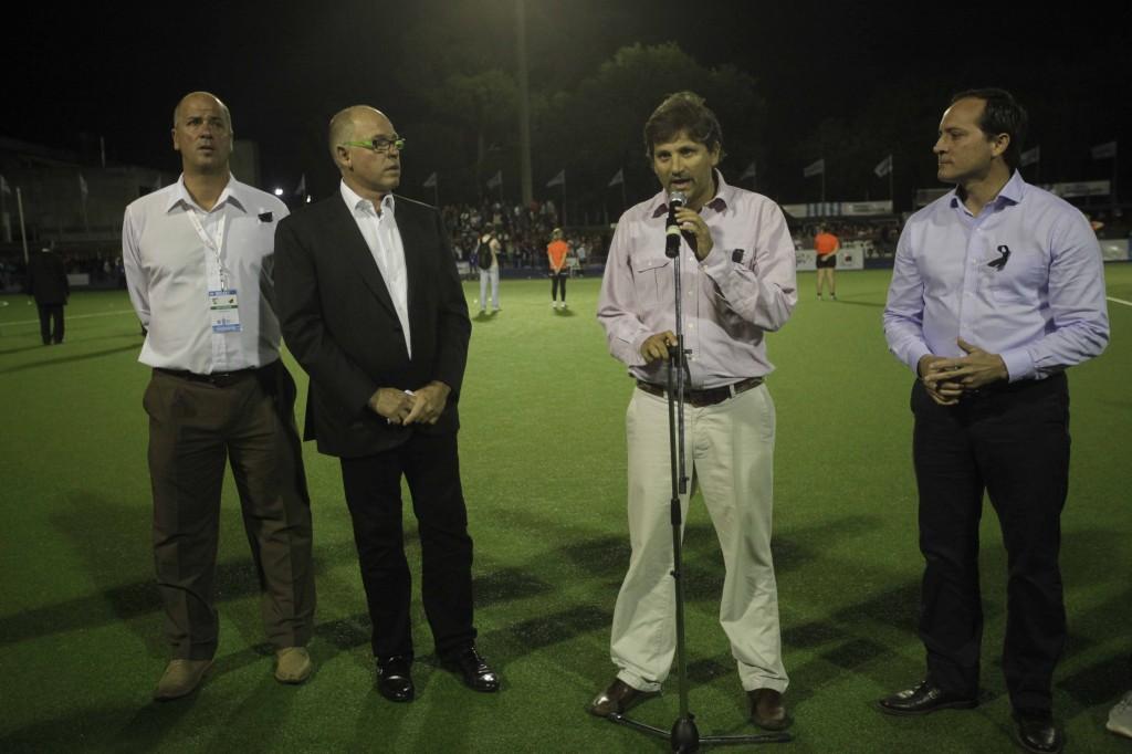 Foto MGP - Deportes - Nueva Cancha de Hockey