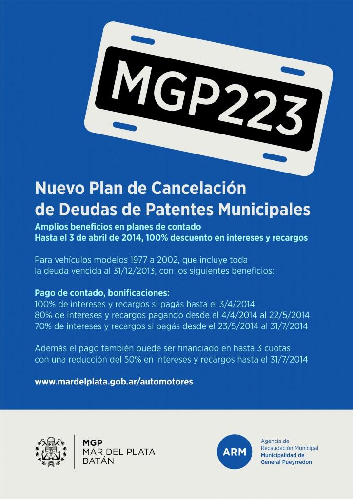 IMagen MGP - Plan de regularizaci+¦n