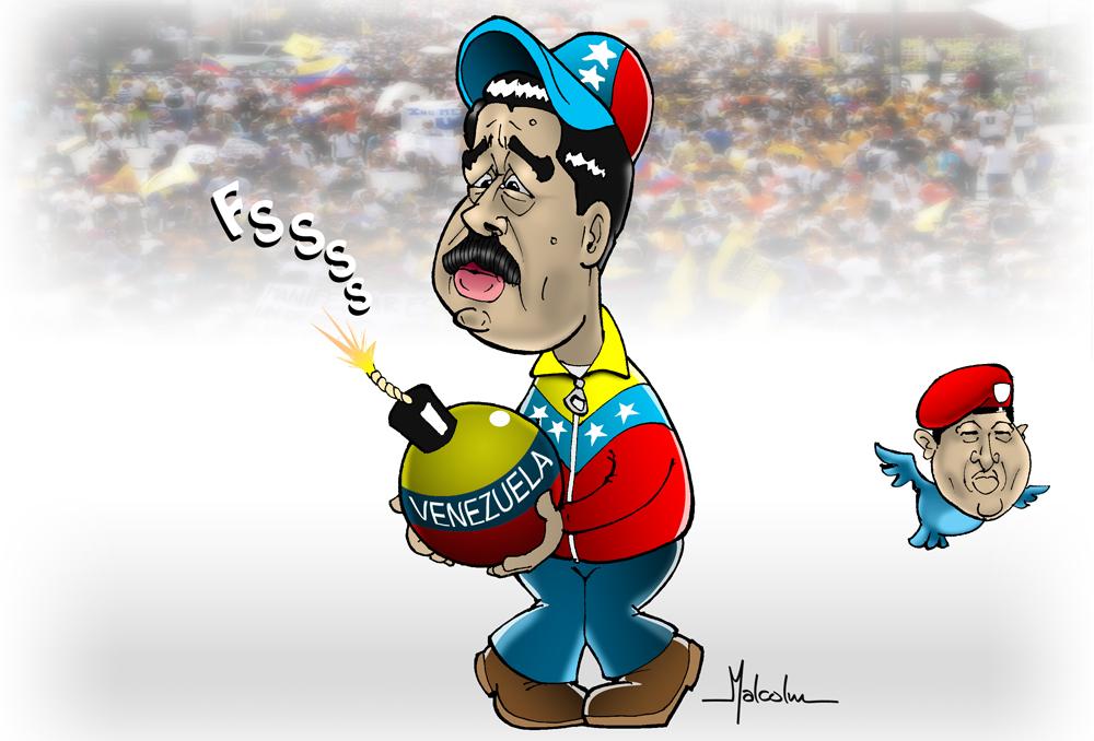Mdphoy-006-Caricatura-Maduro