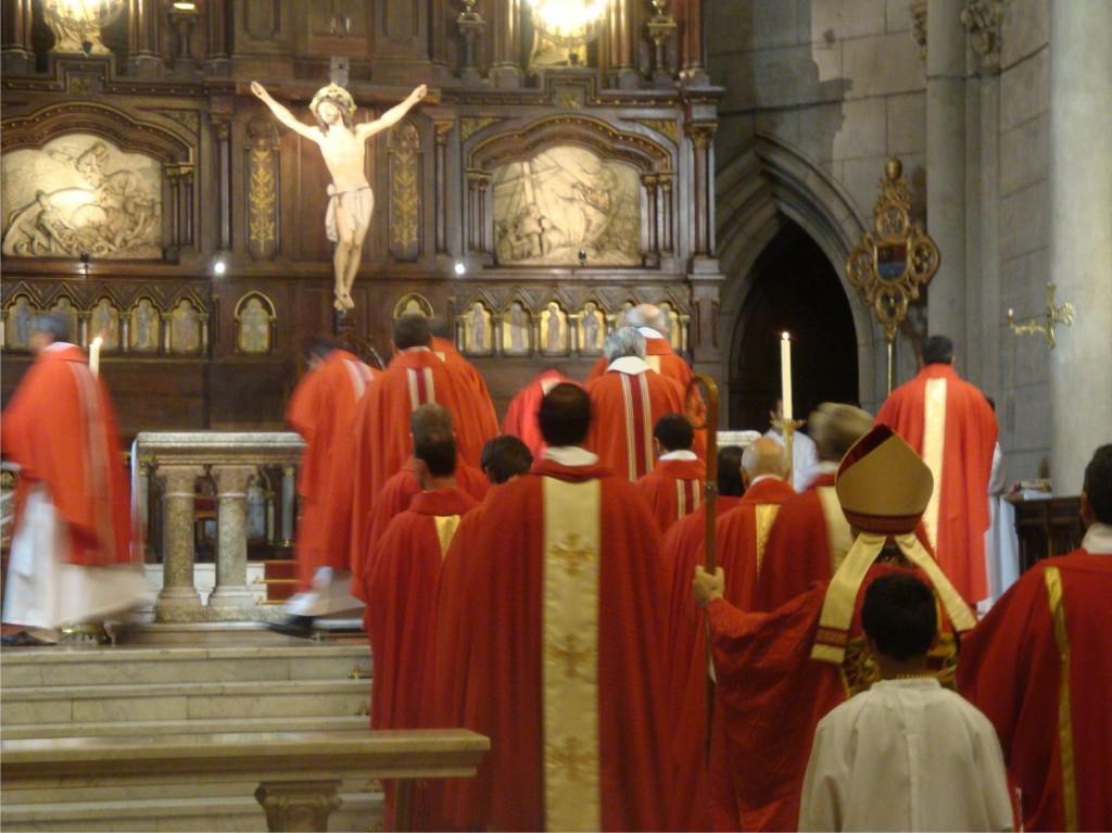 Misa Pascua del Cardenal Pironio_2014_2
