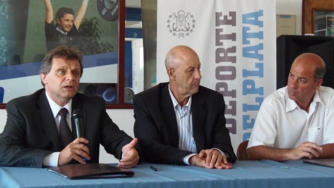 Fotos Deporte MGP - Mar del Plata es la sede del primer partido de Copa Davis 2014 1_grande