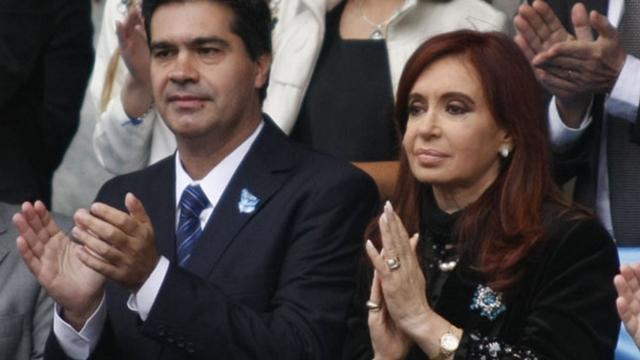 Capitanich-CFK