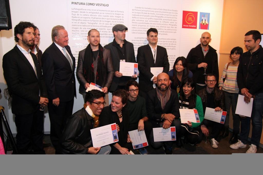 Artistas y galeristas (1)