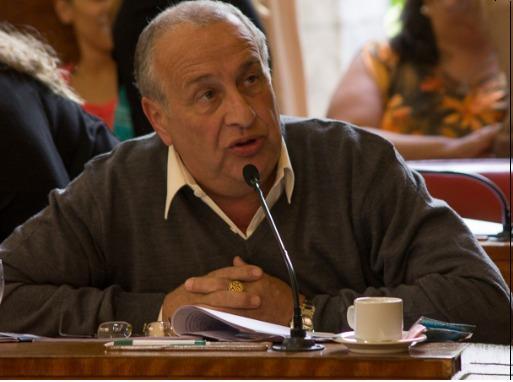 Concejal Eduardo Abud