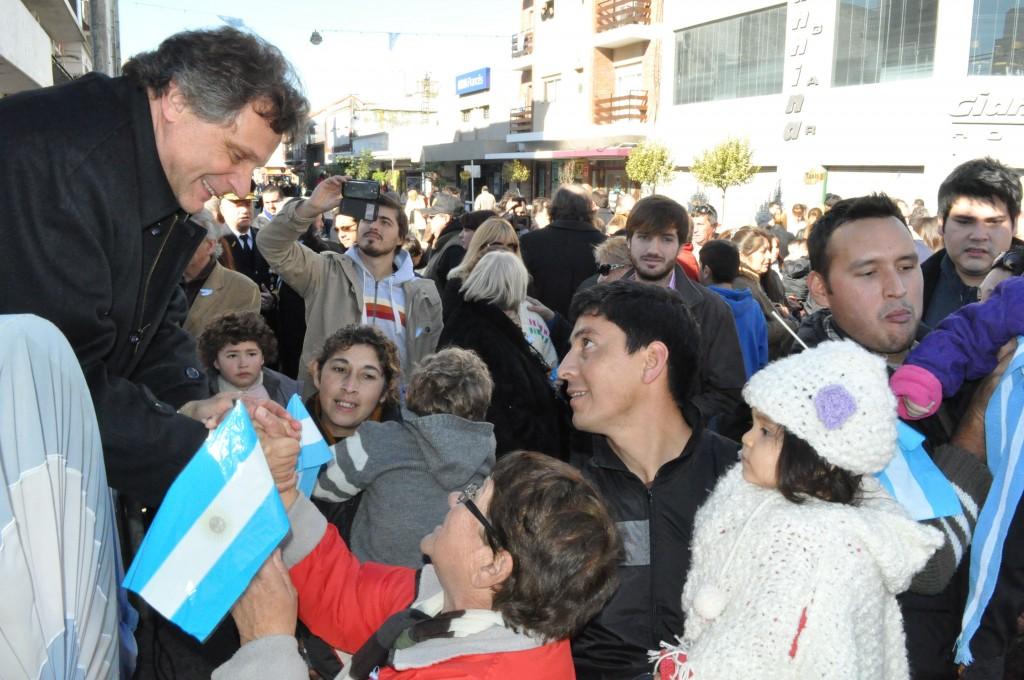 Foto MGP - Acto 25 de Mayo - 12 de Octubre y Bermejo