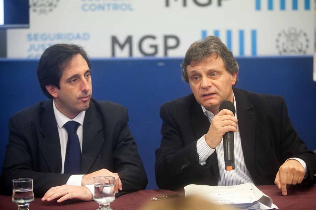 Foto MGP -  Seguridad - firma adquisición 1000 nuevas cámaras - Pulti - Alveolite
