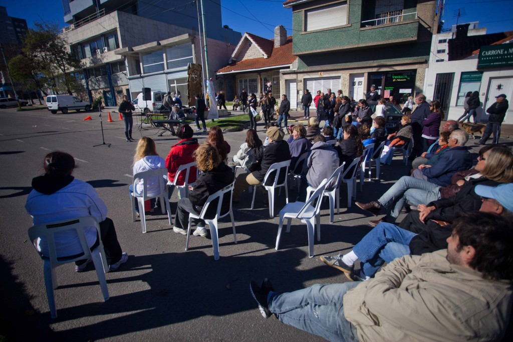 Fotos MGP - Cultura - Actividades artisticas en el Centro Comercial 12 de Octubre