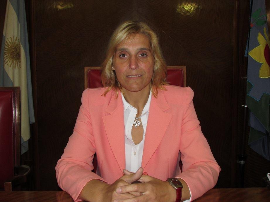 Vilma Baragiola RRII Pcia