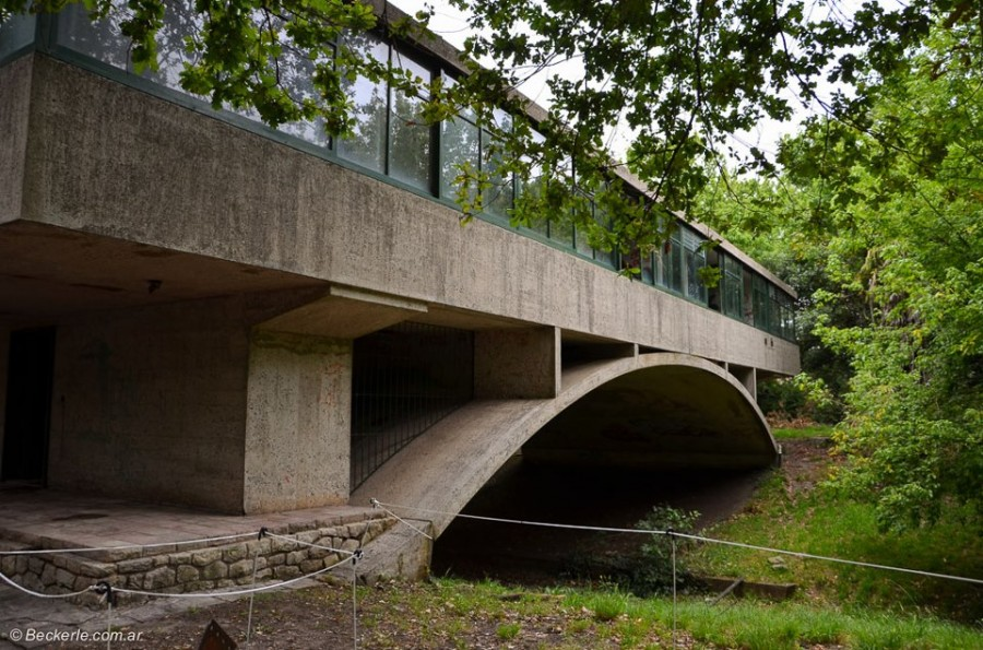 La municipalidad convirti la casa del puente en un gran negocio inmobiliario - La casa del puente regules ...