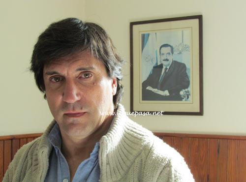 Concejal Mario Rodríguez (UCR MdP)