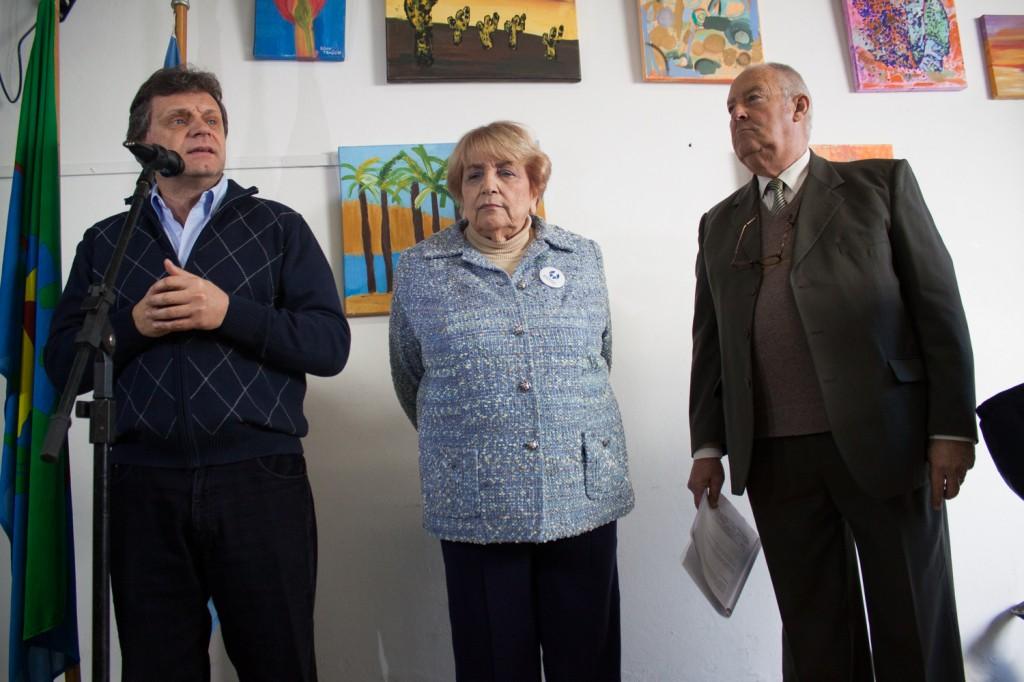 Fotos MGP - Pulti participo del aniversario de ASDEMAR