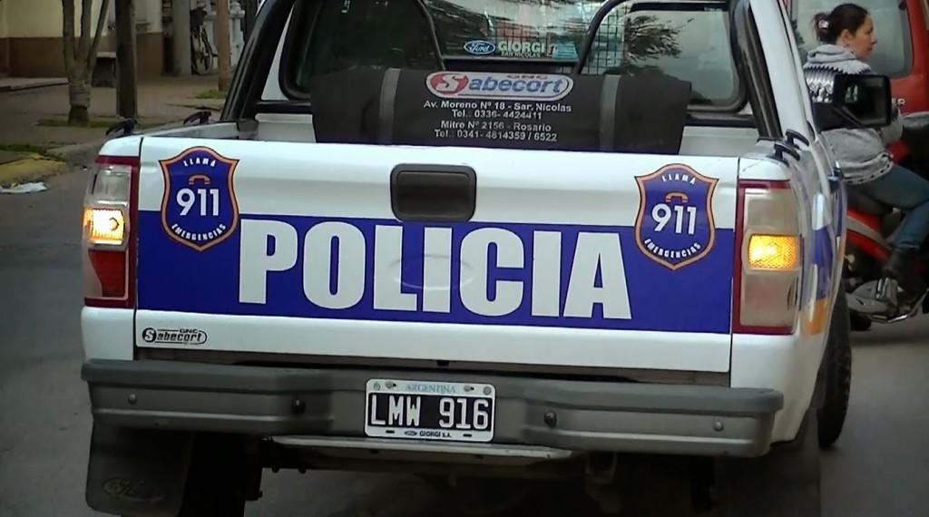 Policía móvil