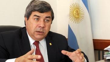Senador Provincial Carlos Fernández