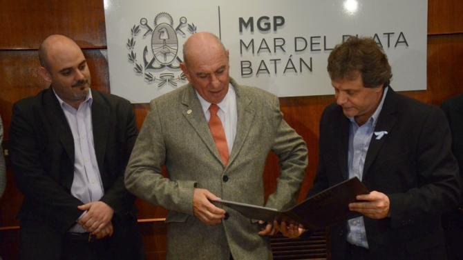 fotos MGP - Asuncion nuevo Secretario de Hacienda Daniel Perez