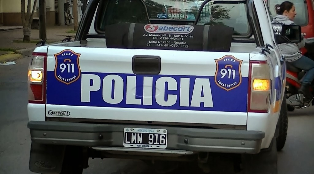 Policía-móvil