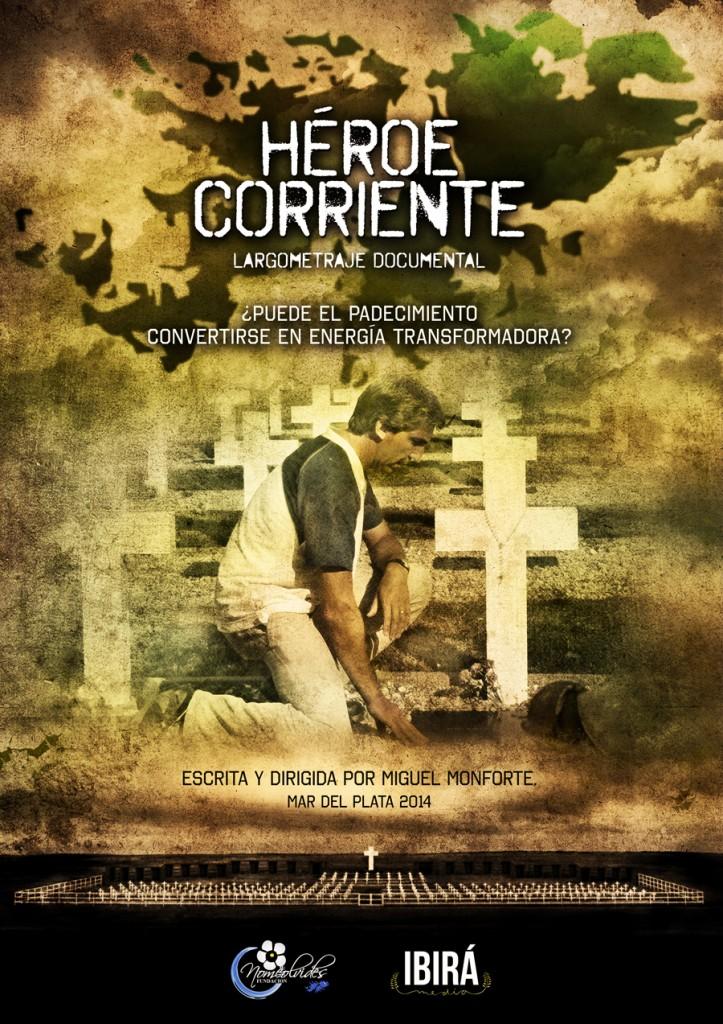 El documental Héroe Corriente tendrá una segunda proyección el 11 de agosto
