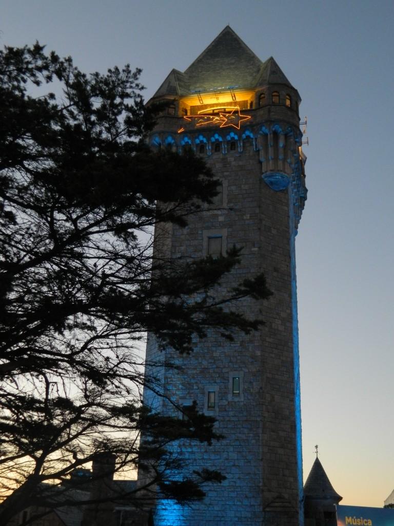 La Torre Tanque ofrece un paseo de fin de semana largo para gente inquieta