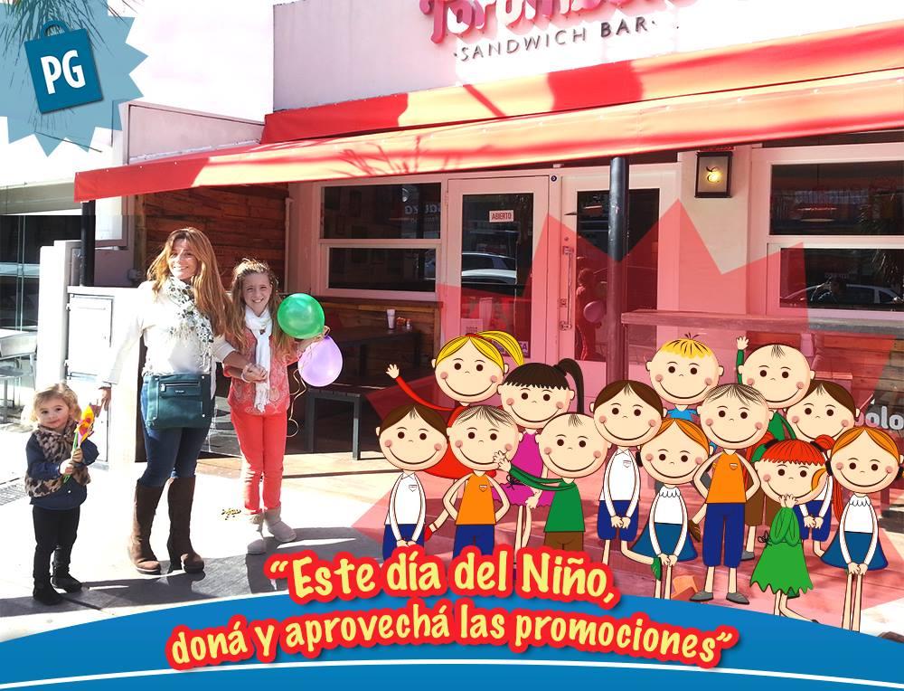 Los Centros Comerciales festejaron el Día del Niño con espectáculos y sorteos